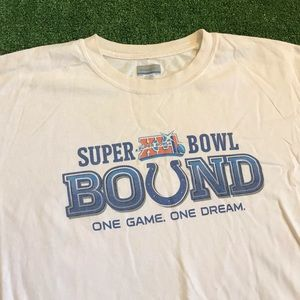 Indianapolis Colts NFL Super Bowl Bound XLI Shirt